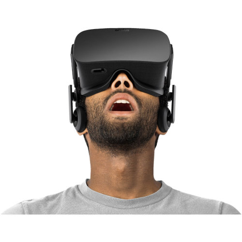 VR Oculus Rift Virtual Reality-Brille 301-00204-01