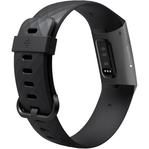 Fitbit Charge 3 FB409GMBK-EU GRAPHITE/BLACK