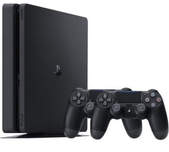 PlayStation 4 1 TB F chassis +Dualshock Controller