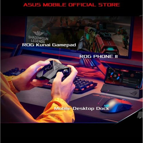 ASUS ZS660KLD ROG Phone II Mobile Desktop Dock
