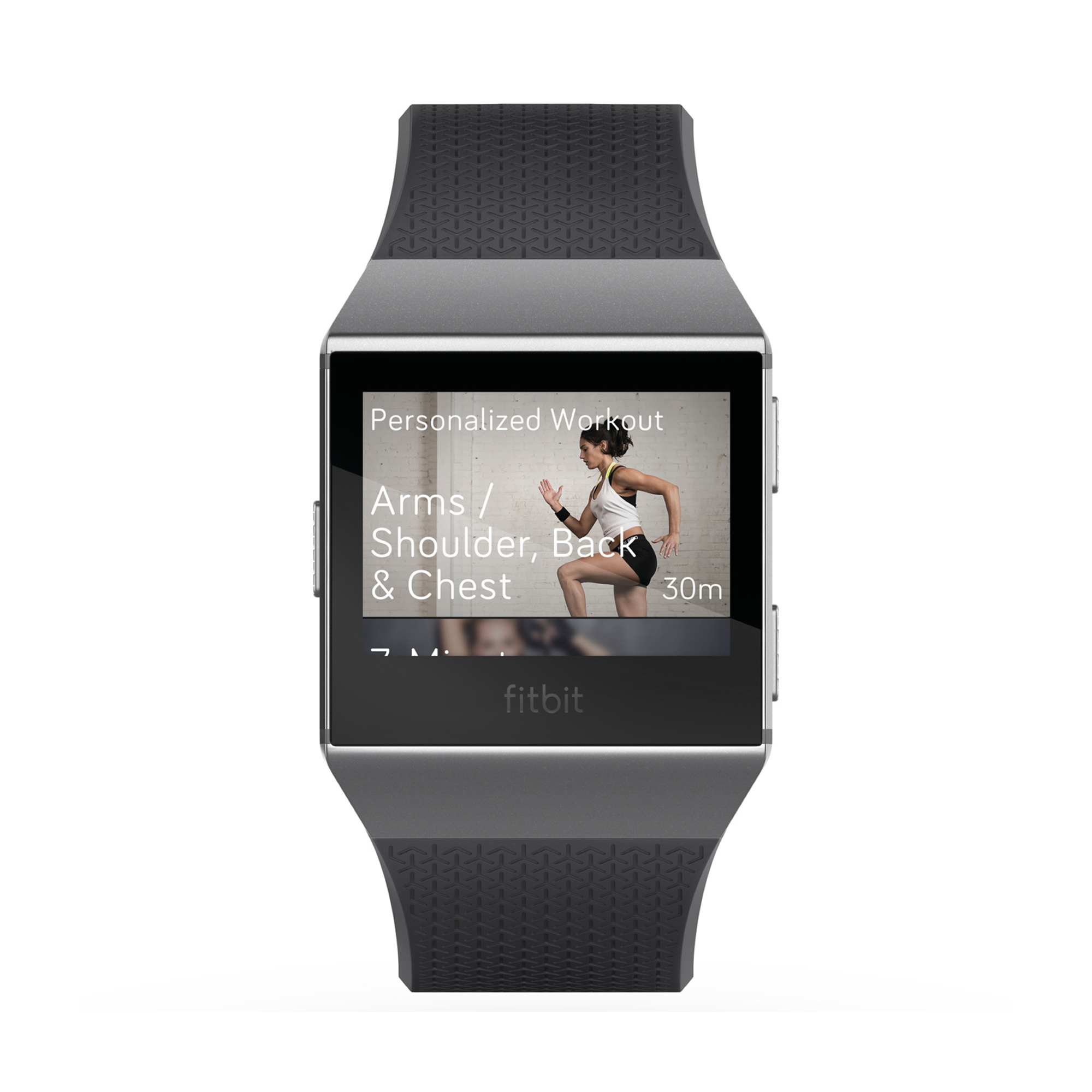 Fitbit Ionic FB503GYBK Charocal/gray