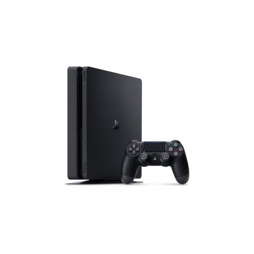PlayStation 4 500GB F Chassis Black + FIFA 21 + FUT Voucher + PS+14dana