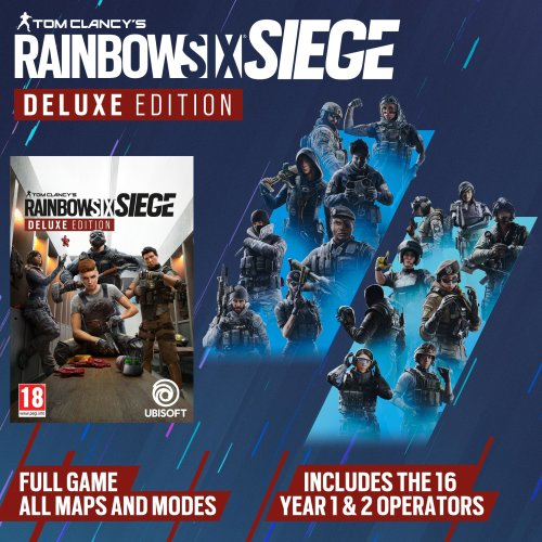 Tom Clancy's Rainbow Six Siege Deluxe Edition PS5
