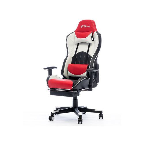 Gaming stolica ByteZone Gaming Chair Dolce Red Black+Red+White + poklon REMAX RPP-124, 10000mAH